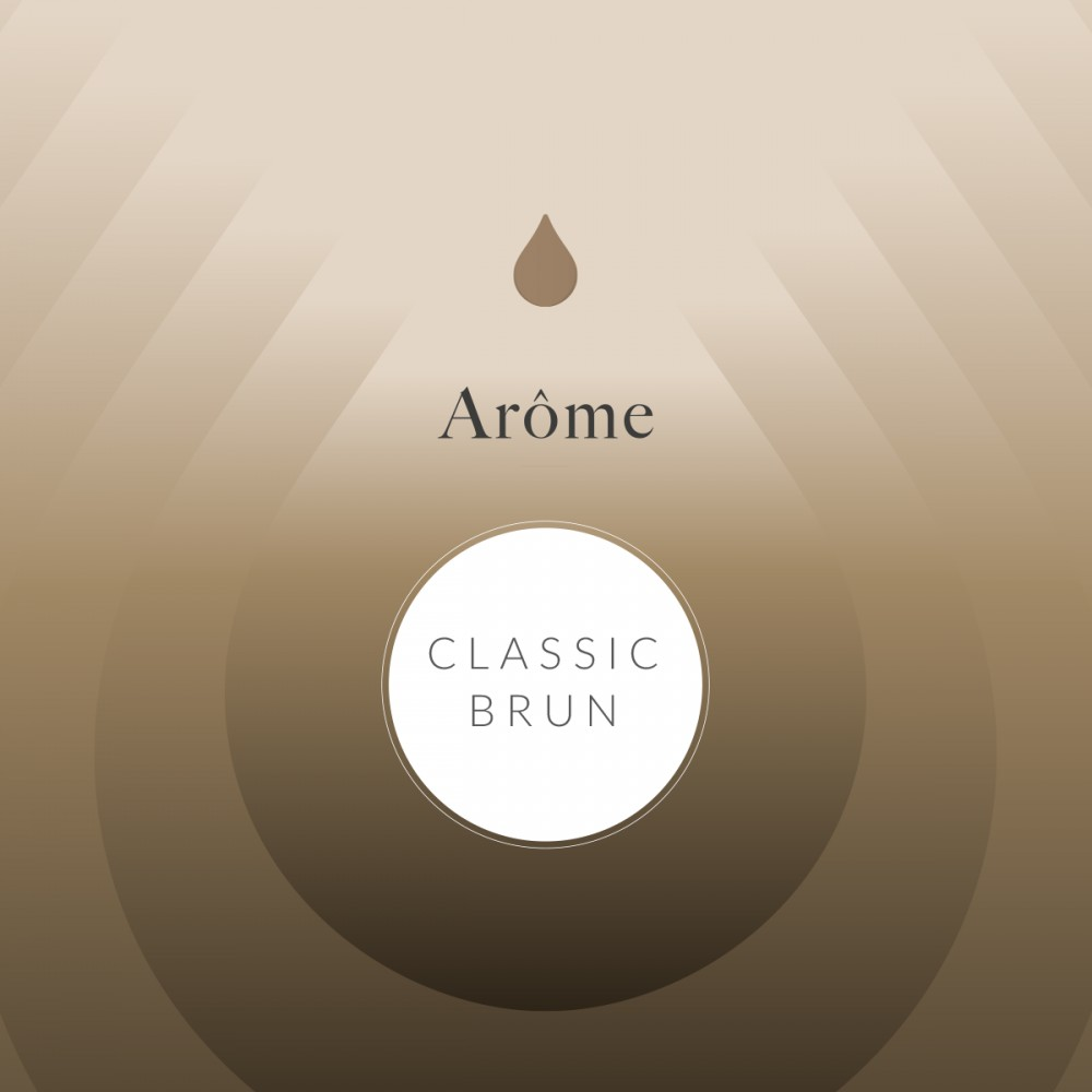 Arôme Classic Brun