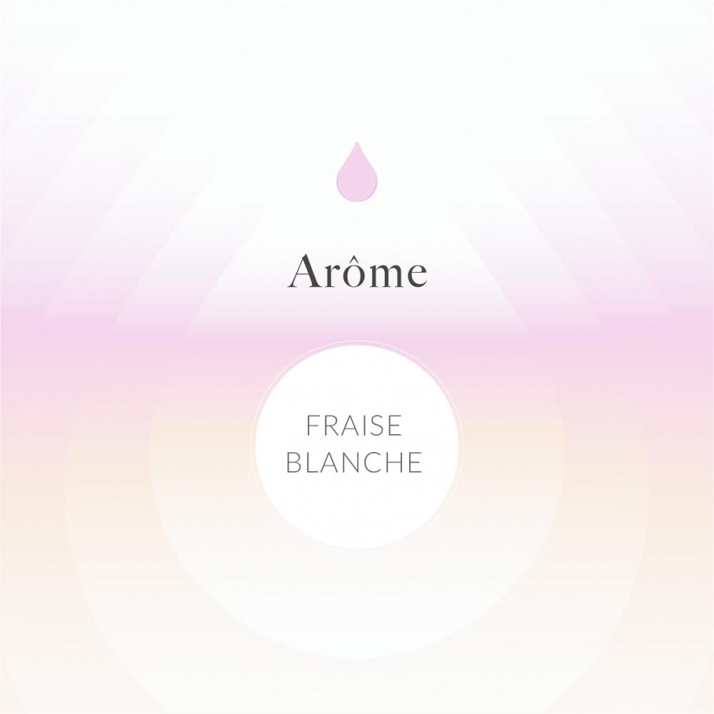Arôme fraise blanche