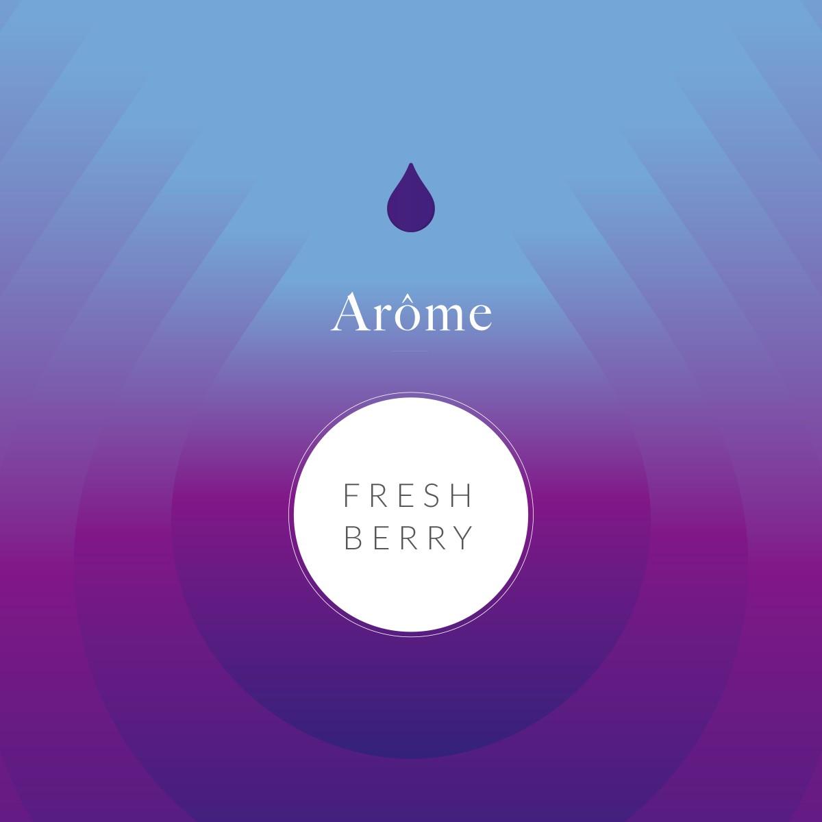 Arôme Alimentaire Fresh Berry