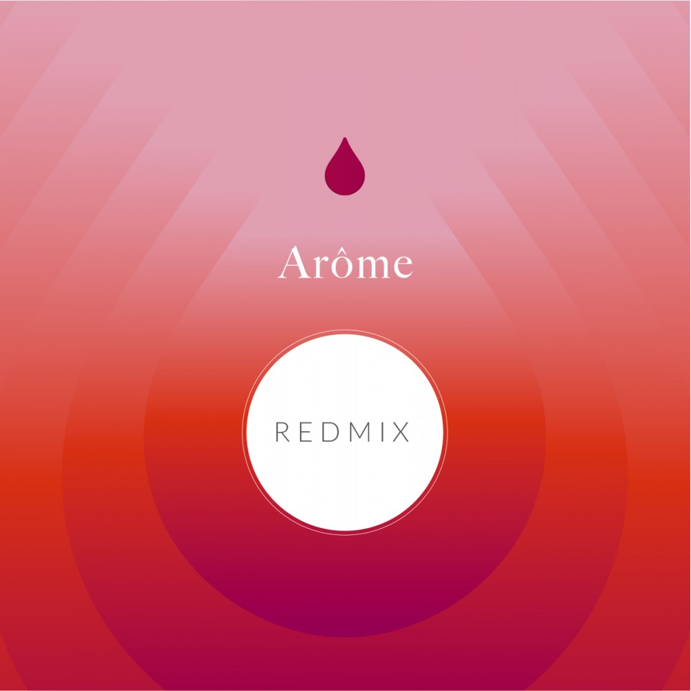 Arôme Alimentaire Red Mix