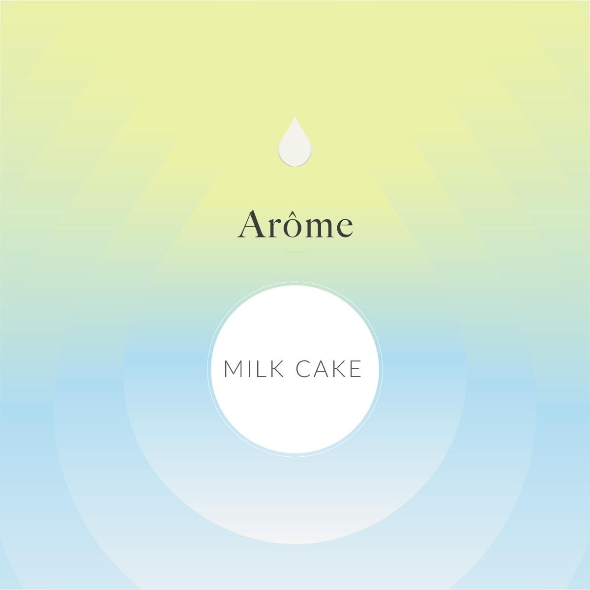 Arôme Alimentaire Milk Cake