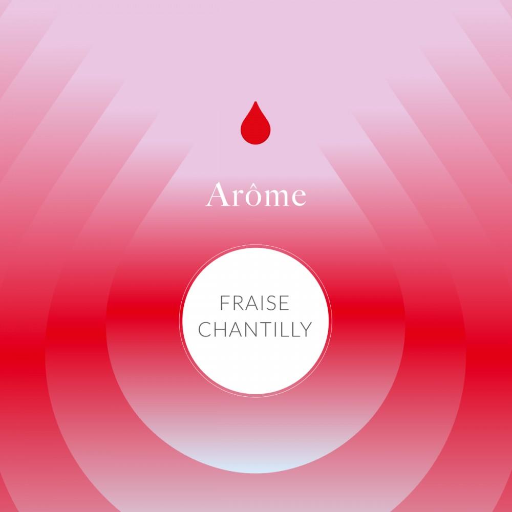 Fraise Chantilly