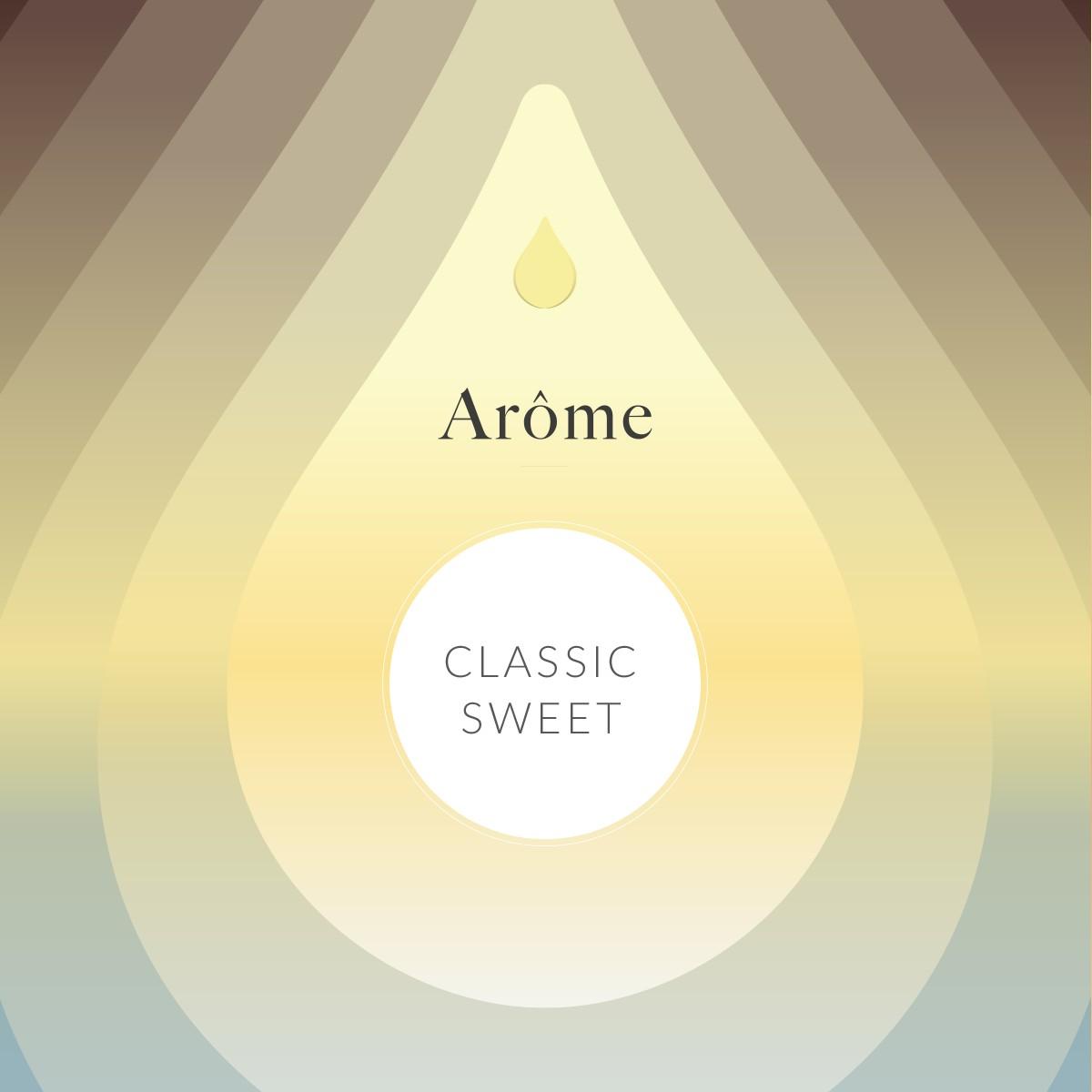 Arôme Classic sweet