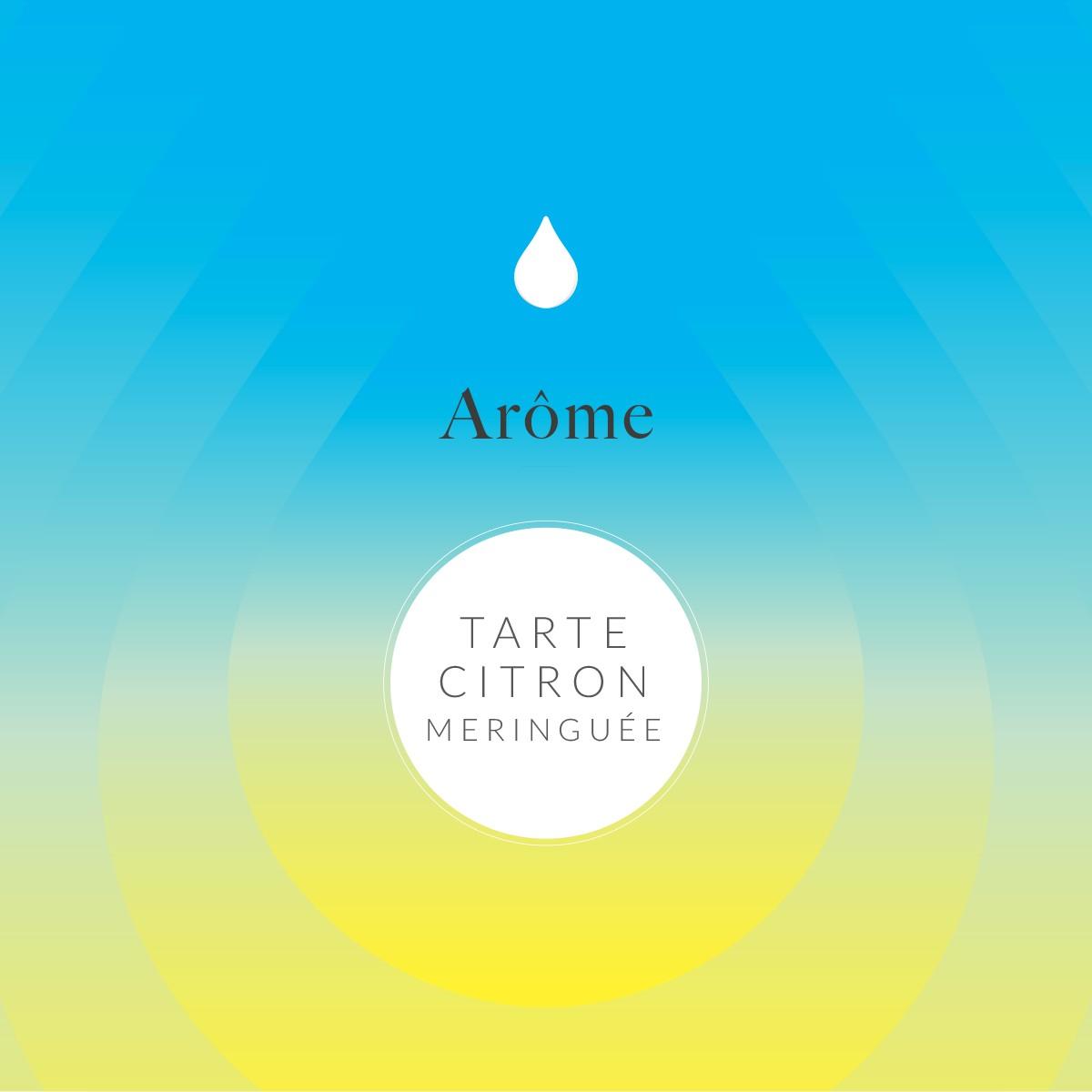 Arôme Tarte Citron Meringuée